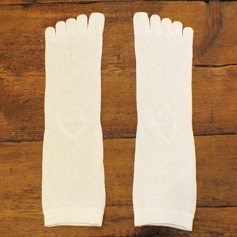 天衣無縫 重ね履き靴下 4足セット M